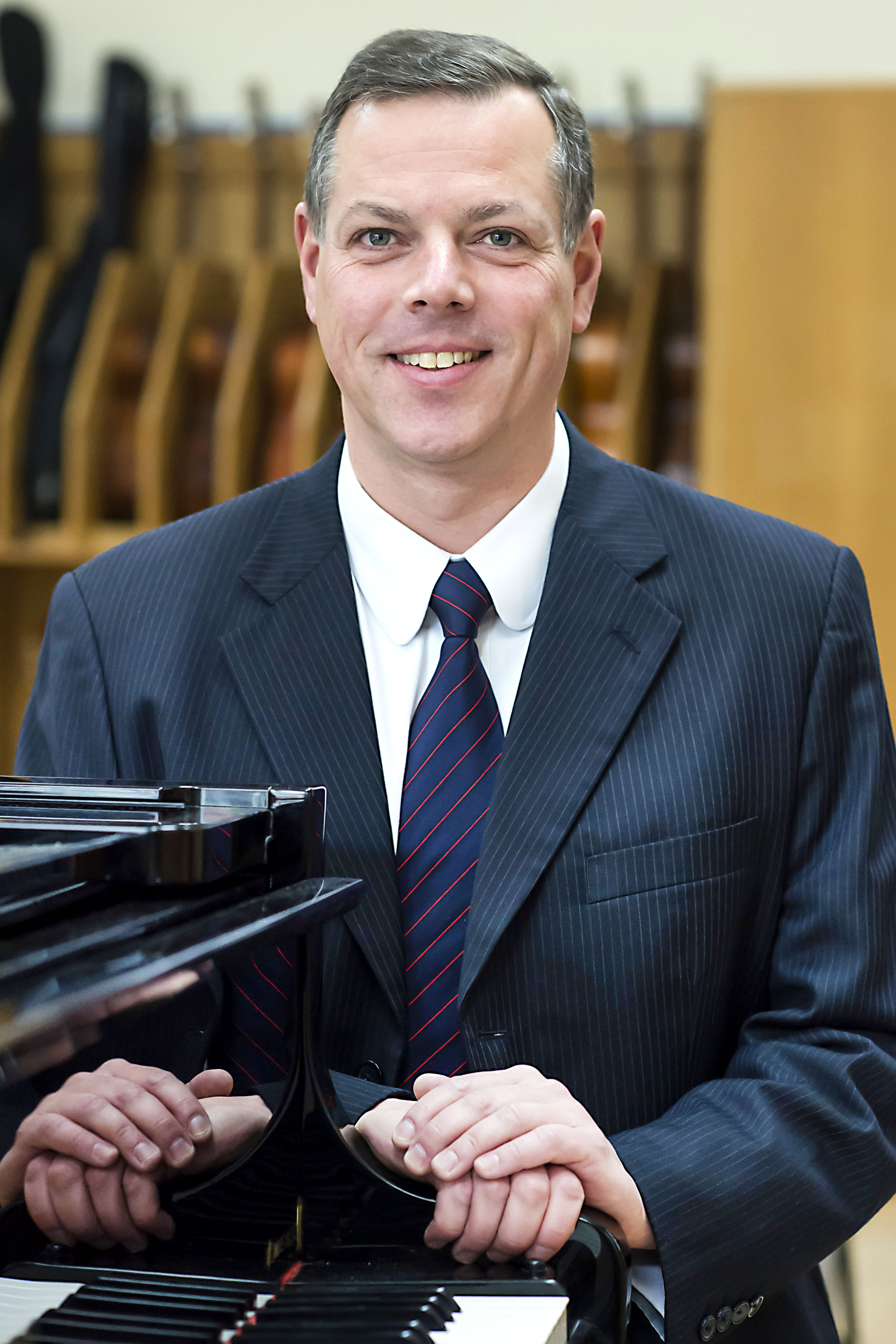 Peter Parfitt, Aberdeen Bach Choir Musical Director